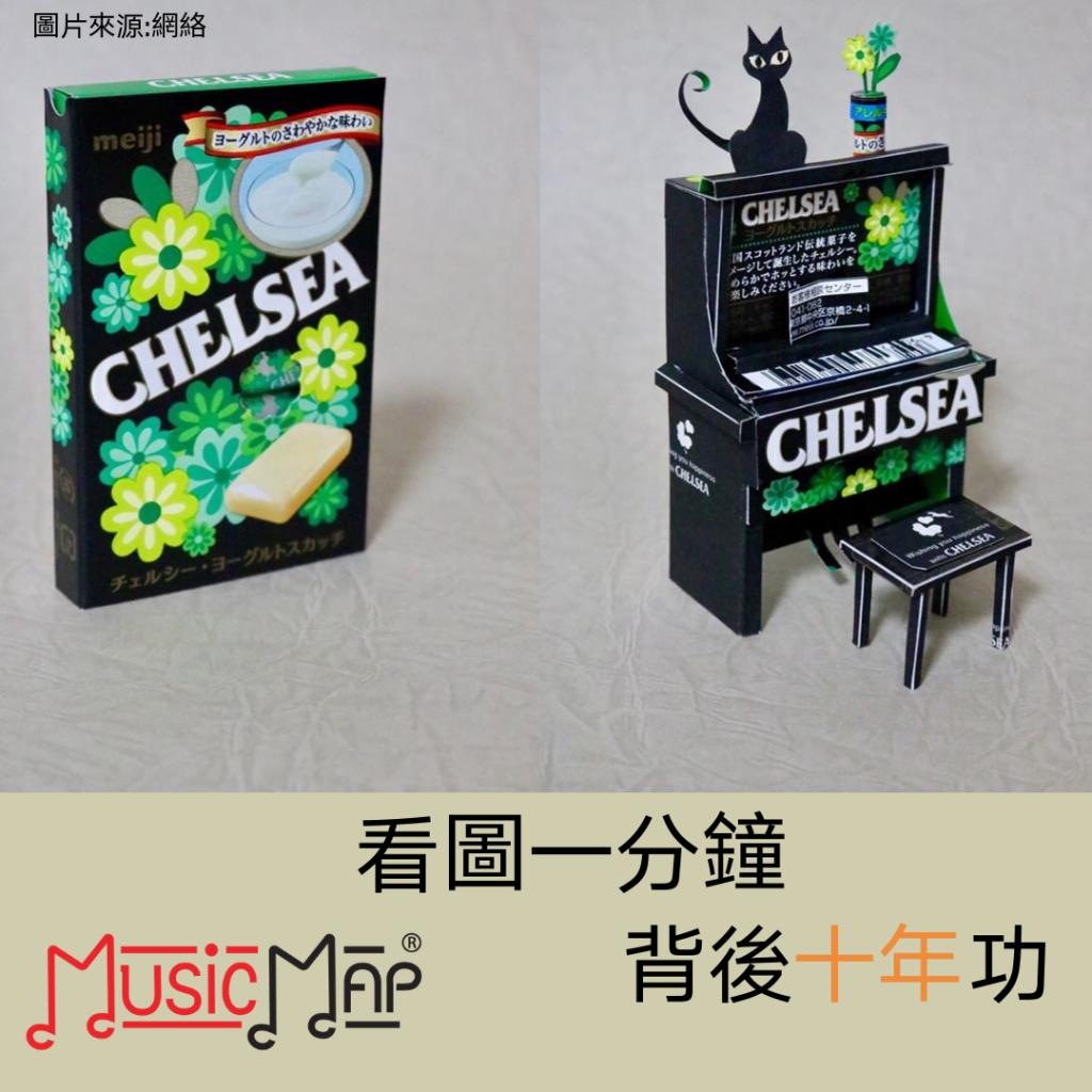 糖盒改造成鋼琴